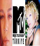 MTV TÜRKÝYE PARTÝSÝ YAPILDI... MTV, TEPKÝLER NEDENÝYLE SEZEN AKSU VE AJDA PEKKAN KONUSUNDA GERÝ ADIM ATTI...