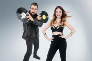 """AYÞE ÖZYILMAZEL VE DJ FUNKY 'C'  """"LÝMONCELLO""""YU SALLAMAYA HAZIR!"""