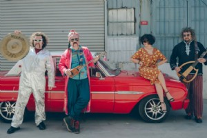 BABA ZULA VE BUTTERING TRIO BABYLON'DA