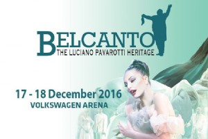B�Y�LEY�C� B�R ��LEN 'BELCANTO THE LUCIANO PAVAROTTI HERITAGE'  ARALIK'TA �STANBUL'DA