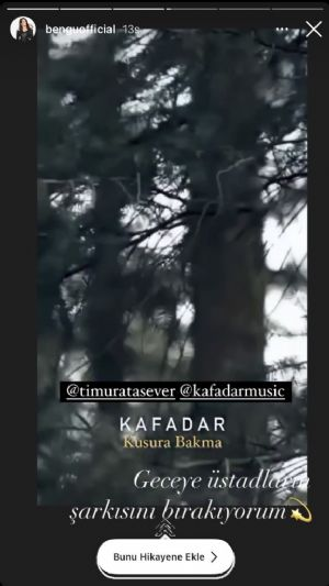 KAFADAR GRUBU'NUN 'KUSURA BAKMA'SI BEÐENÝLDÝ