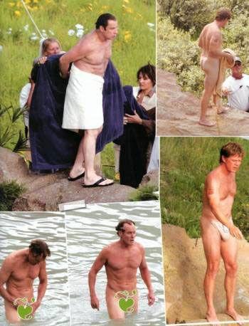 Голливудские мужчины актеры фото ню
