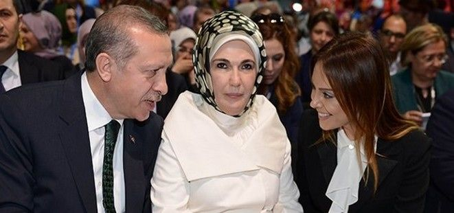 Ebru Gundes Reza Zarrab Wedding