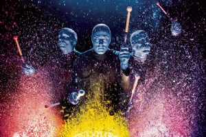 TÜM DÜNYAYI ETKÝSÝ ALTINA ALAN FENOMEN ÞOV; BLUE MAN GROUP ZORLU PSM'YE GELÝYOR