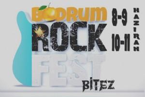 BODRUM'DA ROCK FESTÝVALÝ