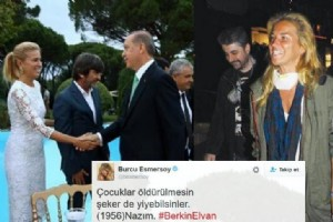CUMHURBA�KANI RECEP TAYY�P ERDO�AN'IN DAVET�NE KATILAN SANAT�ILARA TEPK�