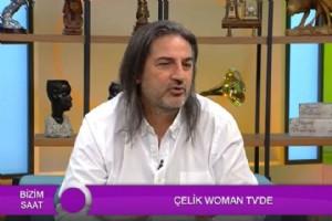 """ÞARKICI ÇELÝK WOMAN TV'YE KONUK OLDU! """"BÝR ÖMÜR BOYU ÇALIÞIP VERGÝ ÖDEMEK...''"""