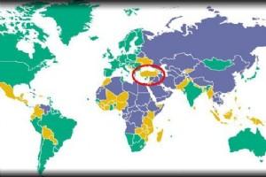 ÖZGÜRLÜKLER RAPORU YAYINLANDI: TÜRKÝYE'NÝN DURUMU BÝLDÝÐÝNÝZ GÝBÝ!