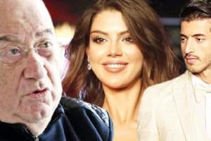 ERKAN ÖZERMAN 'BEST MODEL OF TURKEY' FÝNALÝSTLERÝNÝN ÝDDÝALARINA YANIT VERDÝ