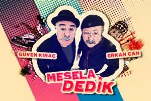 ERKAN CAN & GÜVEN KIRAÇ YOUTUBE'DA