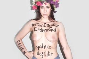 CAN DÜNDAR'DAN FEMEN'E MEKTUP