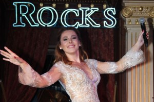 ROCKS OTEL'DE FUNDA ARAR SHOW