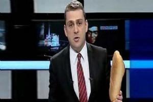 FLASH TV'NÝN ÜNLÜ SUNUCUSU KAZAYLA ARKADAÞINI VURDU