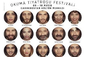 �NL� �S�MLERDEN G�RMESEN DE OLUR OKUMA T�YATROSU FEST�VAL�'NE DESTEK