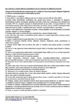 ÝÇÝÞLERÝ BAKANLIÐI'NDAN KADEMELÝ NORMALLEÞME GENELGESÝ