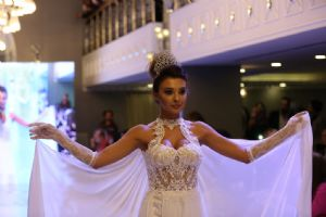 2019 DÜÐÜN TRENDLERÝ 'KALAMIÞ WEDDING FEST'TE BEÐENÝYE SUNULDU