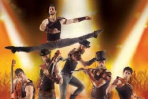 FLAMENKO'NUN PRENSLERÝ LOS VIVANCOS YEPYENÝ GÖSTERÝLERÝ 'BORN TO DANCE' ÝLE TÜRKÝYE'DE TÝM SHOW CENTER'DA!