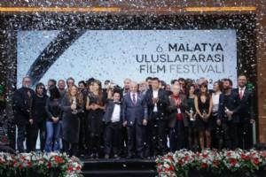 MALATYA F�LM FEST�VAL� 'KR�STAL KAYISI' �D�LLER� SAH�PLER�N� BULDU