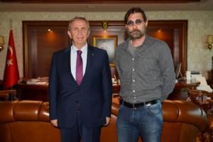 """""""MANSUR Y. VE BEHZAT Ç."""" BÝR ARADA"""