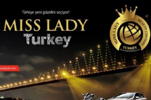 MISS LADY TURKEY GER� SAYIM BA�LADI
