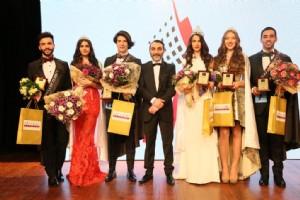 2017 YILININ EN ÝYÝ MODELLERÝ PERFECT MODELS OF TURKEY 2017 YARIÞMASI ÝLE BELLÝ OLDU