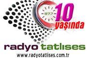 RADYO TATLISES 10.NCU  YILI KUTLUYOR...
