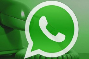 WHATSAPP WEB ÝPHONE'A GELDÝ