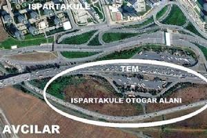 HAREM VE ESENLER TAR�H OLUYOR, �STANBUL'A 6 YEN� OTOGAR GEL�YOR